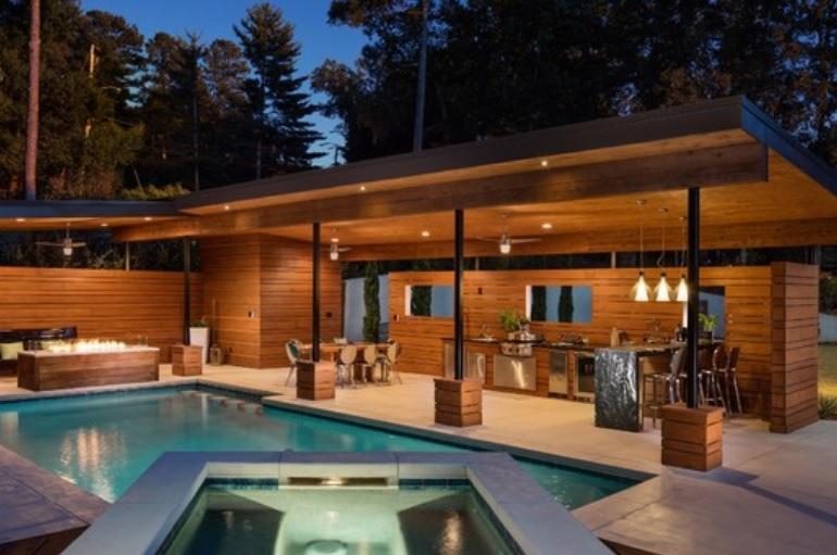 521 Coatesville-Riverhead Hwy Luxury Pool & Cabana